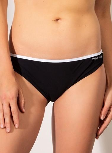 Calvin Klein Bikini Alt Siyah